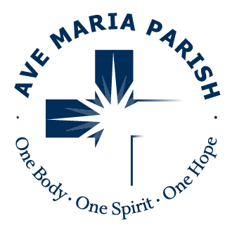 Ave Maria Logo png