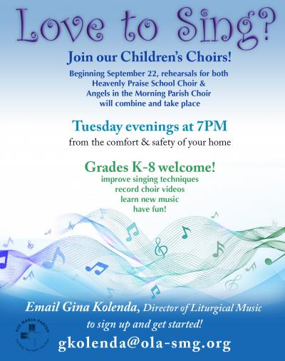 Children's Choir Virtual 2020-2021